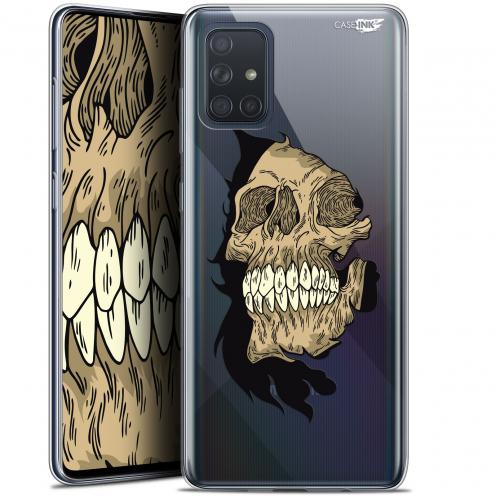 "Carcasa Gel Extra Fina Samsung Galaxy A71 (A715) (6.7"") Design Craneur"