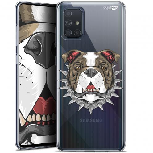 "Carcasa Gel Extra Fina Samsung Galaxy A71 (A715) (6.7"") Design Doggy"