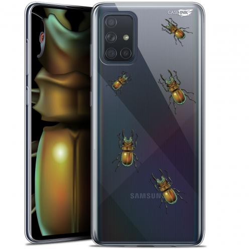 "Carcasa Gel Extra Fina Samsung Galaxy A71 (A715) (6.7"") Design Petits Scarabés"