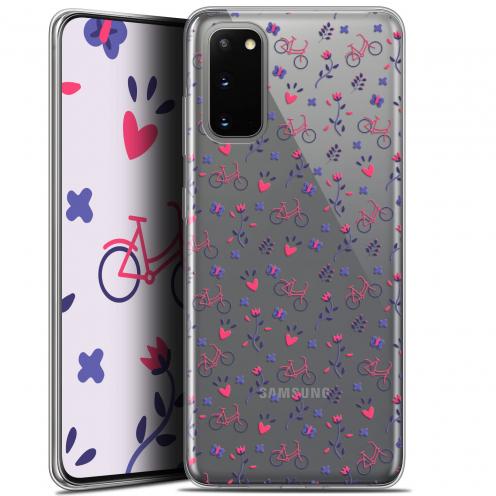 "Carcasa Gel Extra Fina Samsung Galaxy S20 (6.2"") Love Bicycle"
