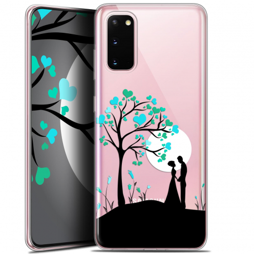 "Carcasa Gel Extra Fina Samsung Galaxy S20 (6.2"") Love Sous l'arbre"