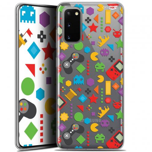 "Carcasa Gel Extra Fina Samsung Galaxy S20 (6.2"") Design PacMan"