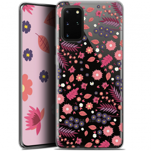 "Carcasa Gel Extra Fina Samsung S20+ (6.7"") Spring Printemps"