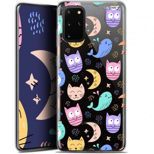 "Carcasa Gel Extra Fina Samsung S20+ (6.7"") Design Chat Hibou"