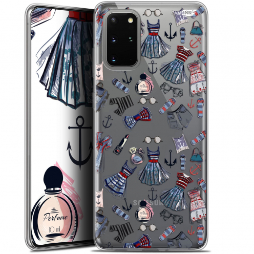 "Carcasa Gel Extra Fina Samsung S20+ (6.7"") Design Fashionista"
