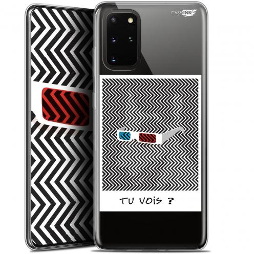 "Carcasa Gel Extra Fina Samsung S20+ (6.7"") Design Tu Vois ce que Je Vois ?"