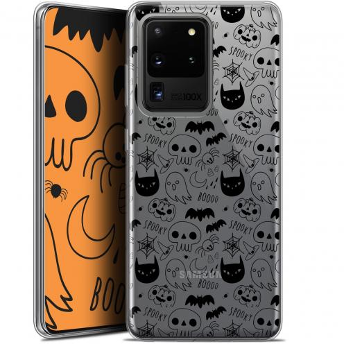 "Carcasa Gel Extra Fina Samsung Galaxy S20 Ultra (6.9"") Halloween Spooky"