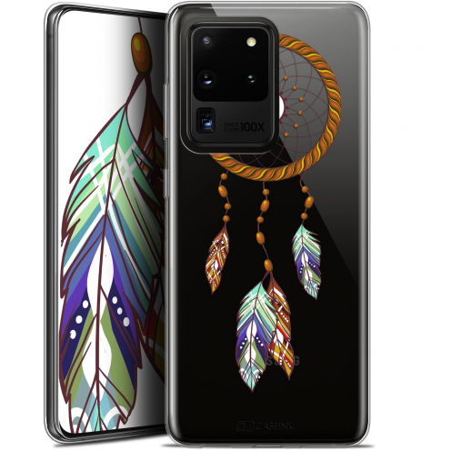 "Carcasa Gel Extra Fina Samsung Galaxy S20 Ultra (6.9"") Dreamy Attrape Rêves Shine"