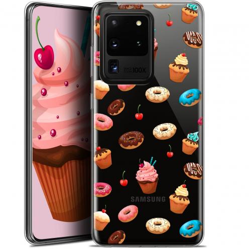 "Carcasa Gel Extra Fina Samsung Galaxy S20 Ultra (6.9"") Foodie Donuts"