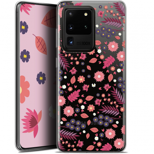 "Carcasa Gel Extra Fina Samsung Galaxy S20 Ultra (6.9"") Spring Printemps"