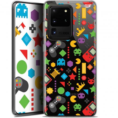 "Carcasa Gel Extra Fina Samsung Galaxy S20 Ultra (6.9"") Design PacMan"