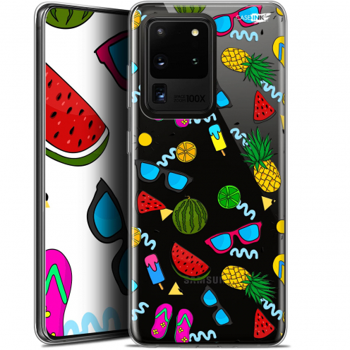 "Carcasa Gel Extra Fina Samsung Galaxy S20 Ultra (6.9"") Design Summers"
