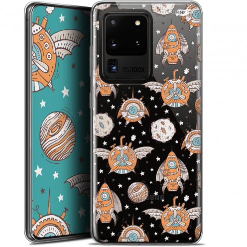 "Carcasa Gel Extra Fina Samsung Galaxy S20 Ultra (6.9"") Design Punk Space"