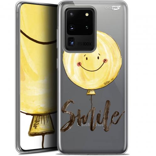 """Carcasa Gel Extra Fina Samsung Galaxy S20 Ultra (6.9"""") Design Smile Baloon"""