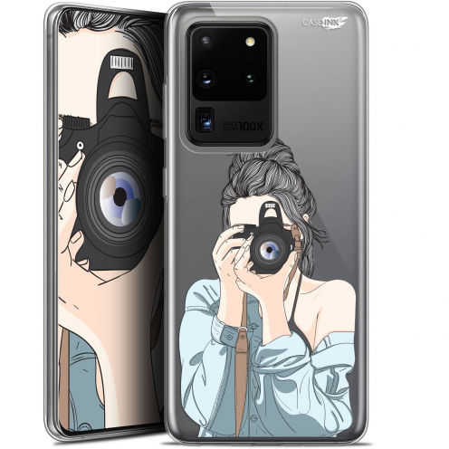 "Carcasa Gel Extra Fina Samsung Galaxy S20 Ultra (6.9"") Design La Photographe"