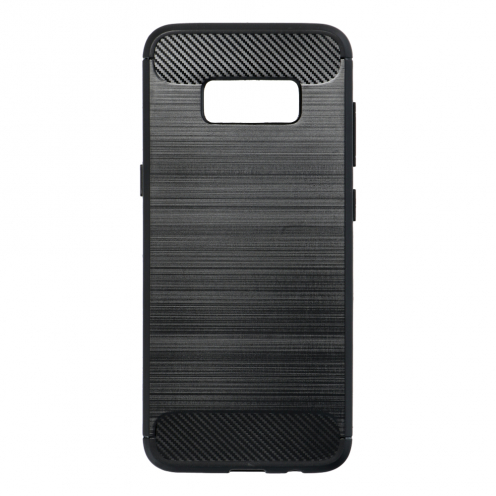 Forcell CARBON Case for Samsung Galaxy S8 black
