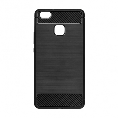 Forcell CARBON Case for Huawei P9 LITE black