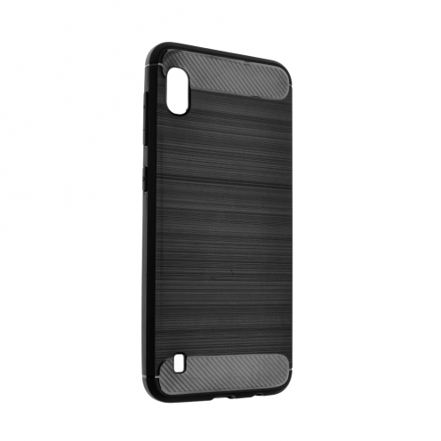 Forcell CARBON Case for Samsung Galaxy A31 black