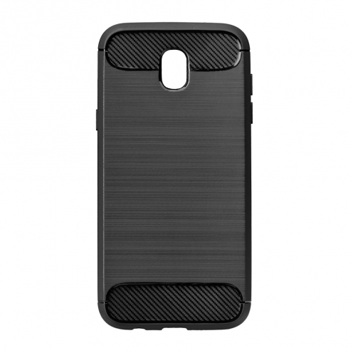 Forcell CARBON Case for Samsung Galaxy J5 black