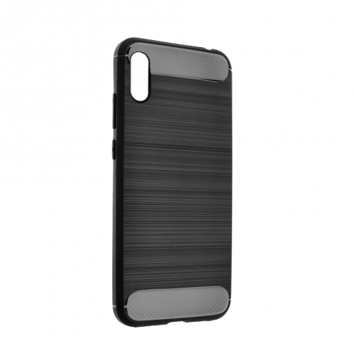Forcell CARBON Case for Huawei Y6 2019 black