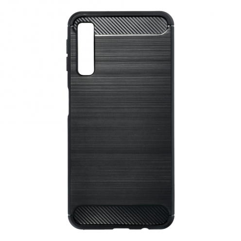 Forcell CARBON Case for Samsung Galaxy A7 2018 ( A750 ) black