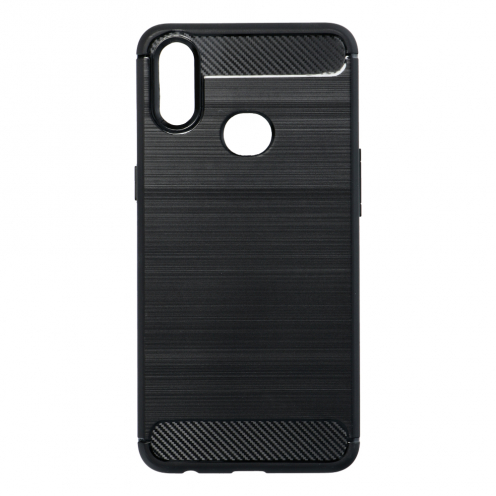 Forcell CARBON Case for Samsung Galaxy A10S black