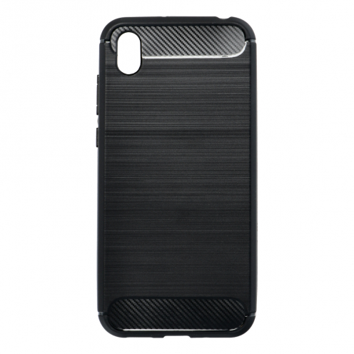 Forcell CARBON Case for Huawei Y5 2019 black