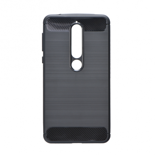 Forcell CARBON Case for NOKIA 4.2 black