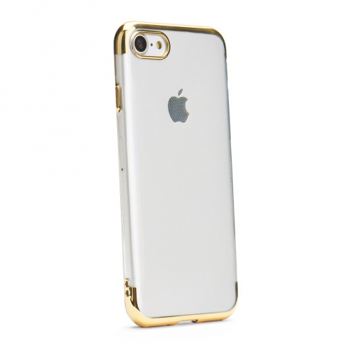 Forcell NEW ELECTRO Case for Huawei P40 Lite E gold
