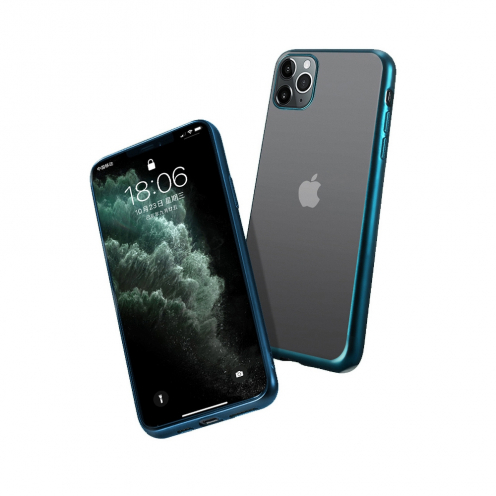 Forcell NEW ELECTRO MATT Case for iPhone 7 / 8 / SE 2020 green