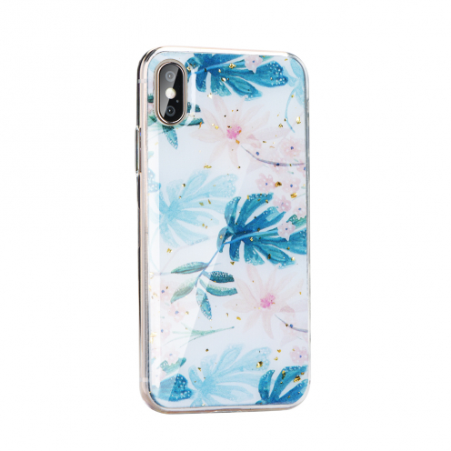 Forcell MARBLE Case for Huawei Y6P design 2