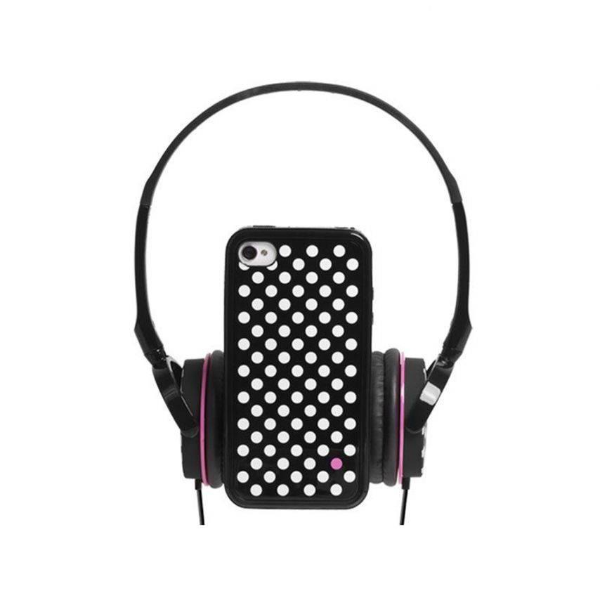 Caja auriculares con Blueway ® tan puntos Black edition de parachoques mochila desmontable