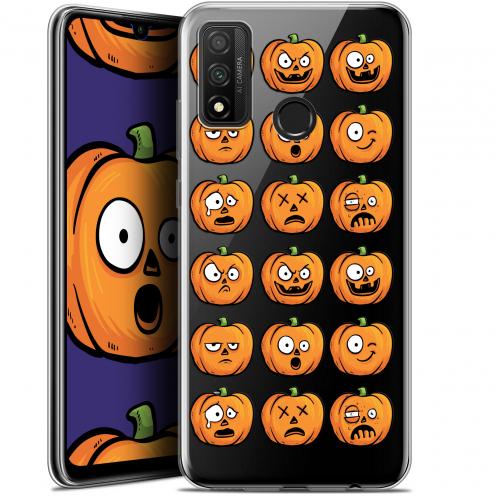 "Carcasa Gel Extra Fina Huawei P Smart 2020 (6.2"") Halloween Cartoon Citrouille"