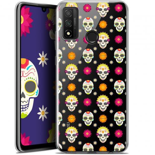 "Carcasa Gel Extra Fina Huawei P Smart 2020 (6.2"") Halloween Skull Halloween"