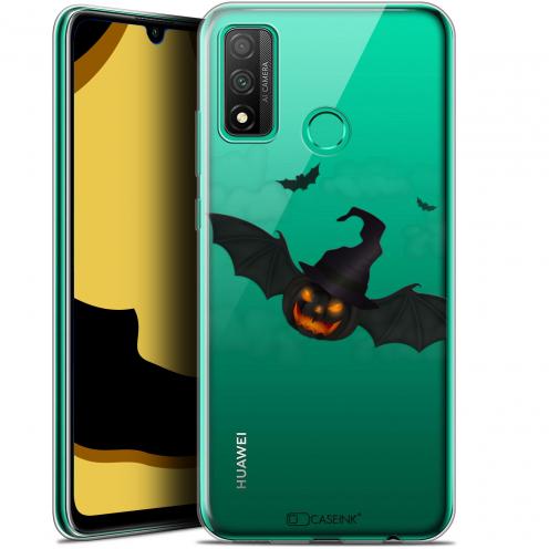 "Carcasa Gel Extra Fina Huawei P Smart 2020 (6.2"") Halloween Chauve Citrouille"