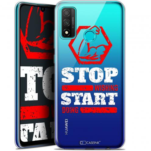 "Carcasa Gel Extra Fina Huawei P Smart 2020 (6.2"") Quote Start Doing"
