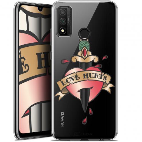 "Carcasa Gel Extra Fina Huawei P Smart 2020 (6.2"") Tatoo Lover Love Hurts"