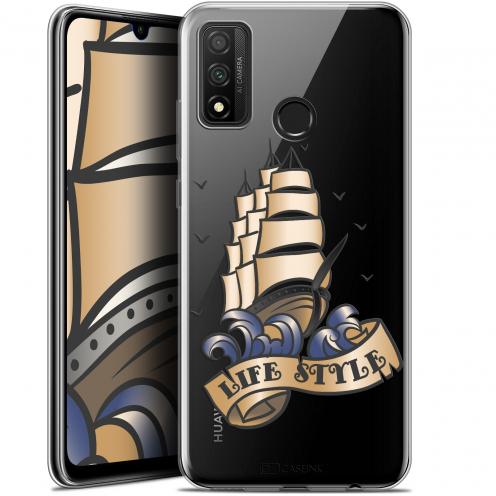 "Carcasa Gel Extra Fina Huawei P Smart 2020 (6.2"") Tatoo Lover Fashion"