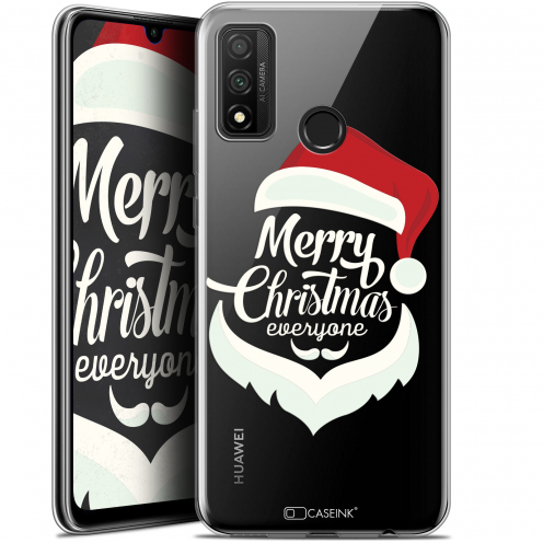 "Carcasa Gel Extra Fina Huawei P Smart 2020 (6.2"") Noël 2017 Merry Everyone"