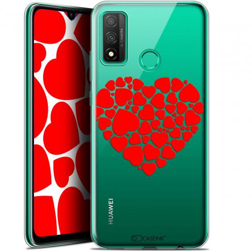 "Carcasa Gel Extra Fina Huawei P Smart 2020 (6.2"") Love Coeur des Coeurs"