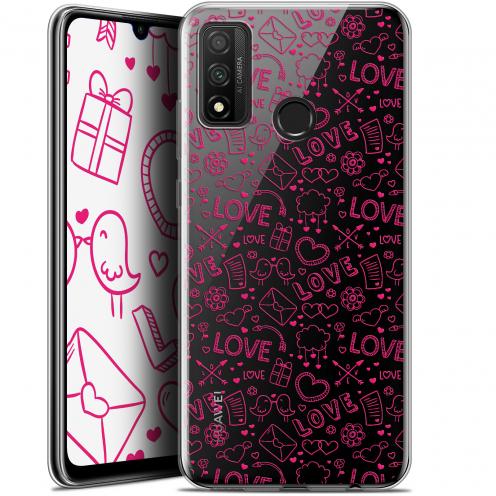 "Carcasa Gel Extra Fina Huawei P Smart 2020 (6.2"") Love Doodle"