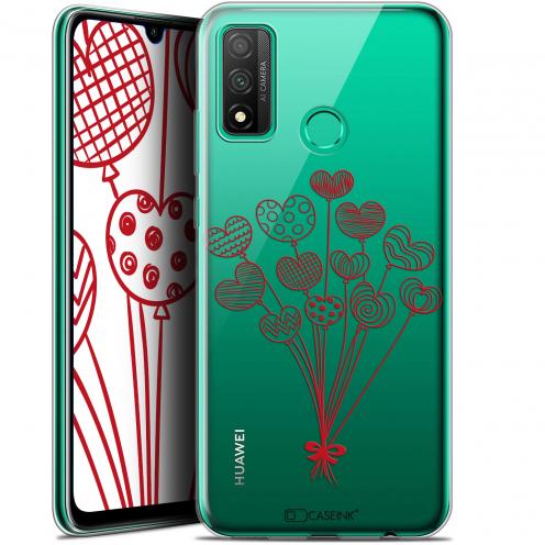"Carcasa Gel Extra Fina Huawei P Smart 2020 (6.2"") Love Ballons d'amour"
