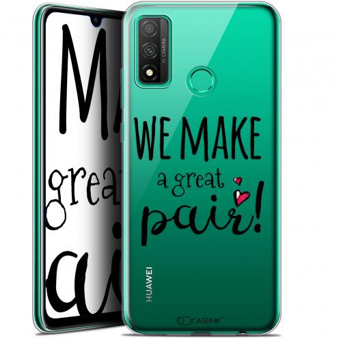 "Carcasa Gel Extra Fina Huawei P Smart 2020 (6.2"") Love We Make Great Pair"