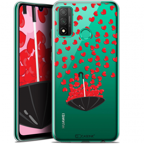 "Carcasa Gel Extra Fina Huawei P Smart 2020 (6.2"") Love Parapluie d'Amour"