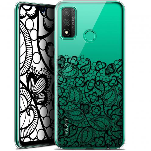 "Carcasa Gel Extra Fina Huawei P Smart 2020 (6.2"") Spring Bas dentelle Noir"