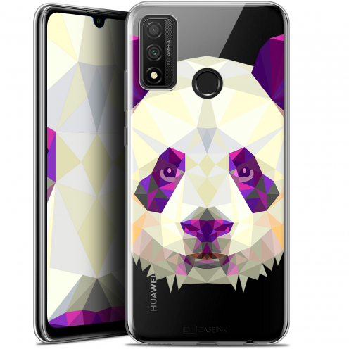 "Carcasa Gel Extra Fina Huawei P Smart 2020 (6.2"") Polygon Animals Panda"
