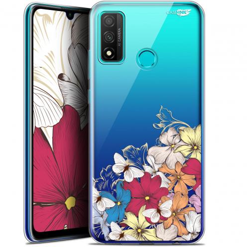 "Carcasa Gel Extra Fina Huawei P Smart 2020 (6.2"") Design Nuage Floral"