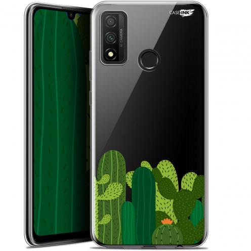 "Carcasa Gel Extra Fina Huawei P Smart 2020 (6.2"") Design Cactus"