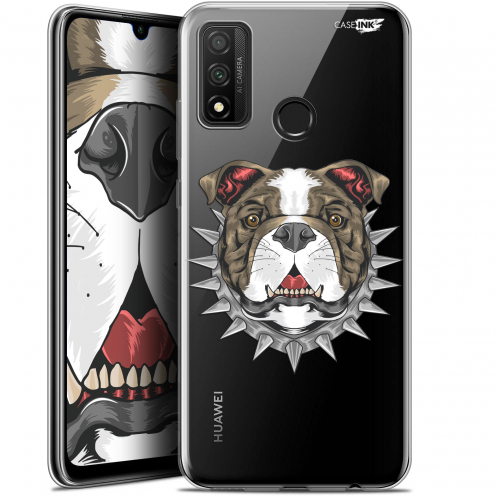 "Carcasa Gel Extra Fina Huawei P Smart 2020 (6.2"") Design Doggy"