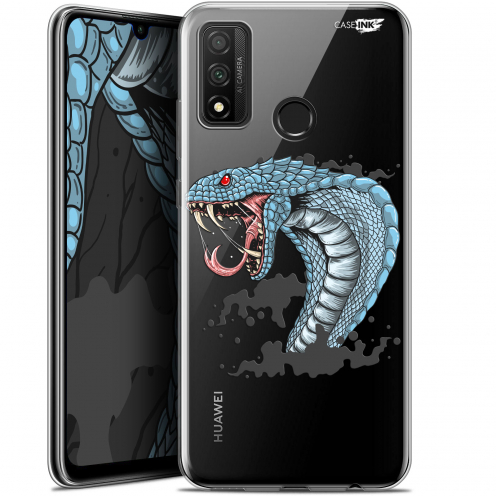 "Carcasa Gel Extra Fina Huawei P Smart 2020 (6.2"") Design Cobra Draw"